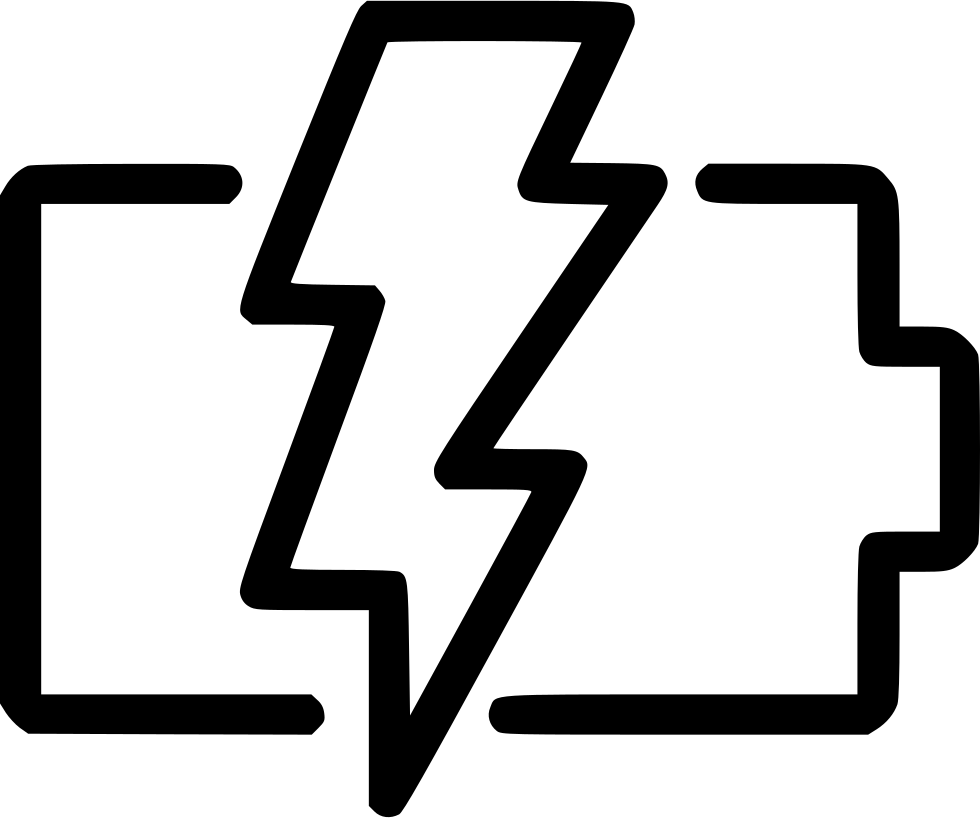 Battery Charging Energy Svg Png Icon Free Download (#522344 ...