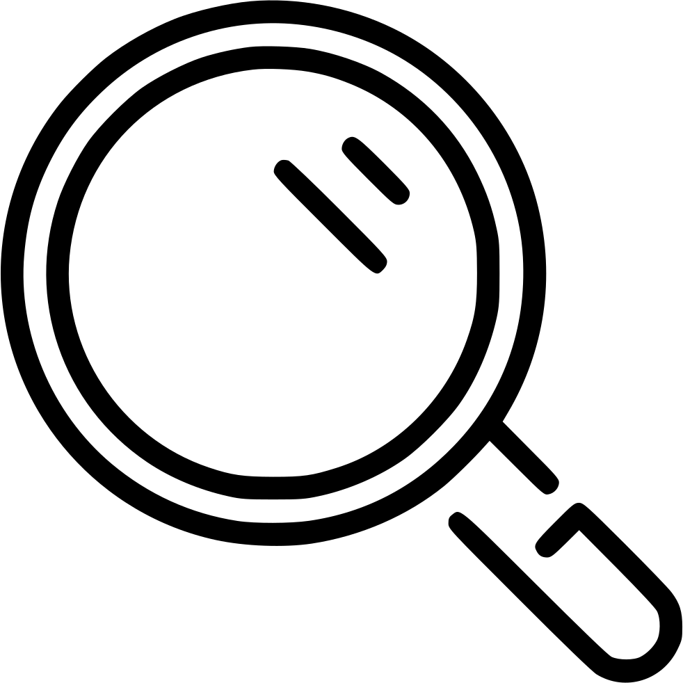 Magnifying Glass Svg Png Icon Free Download (#524313 ...