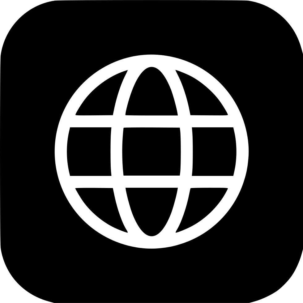 earth world wide web circle connect round svg png icon