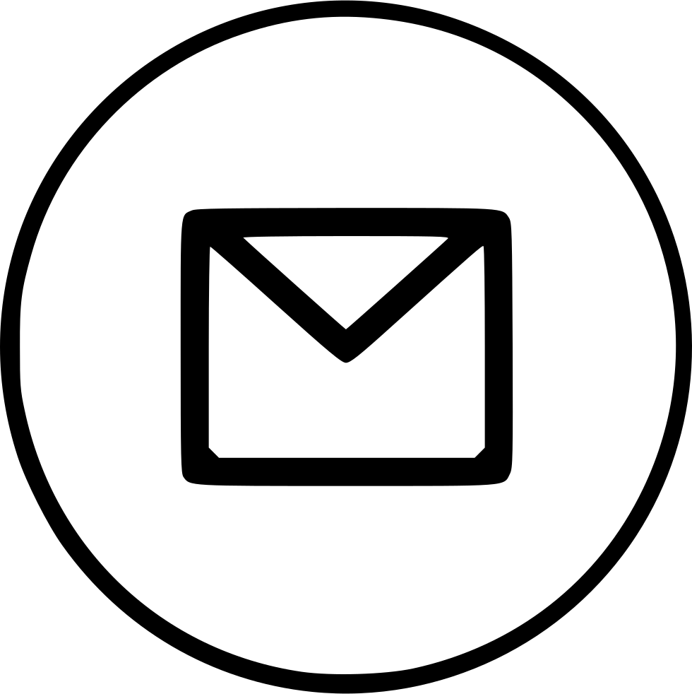 Email Envelope Letter Mail Message Notification Text Svg