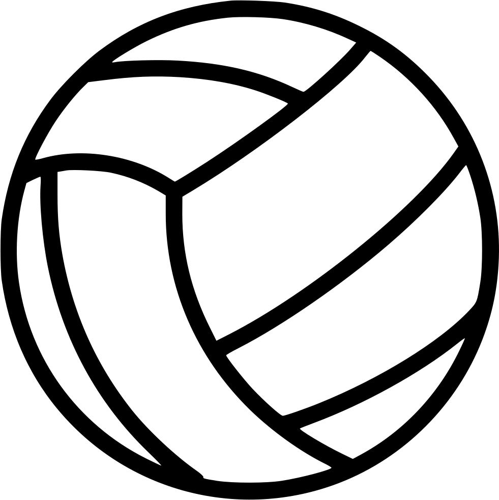 Volleyball Svg Png Icon Free Download 531619 Onlinewebfonts Com
