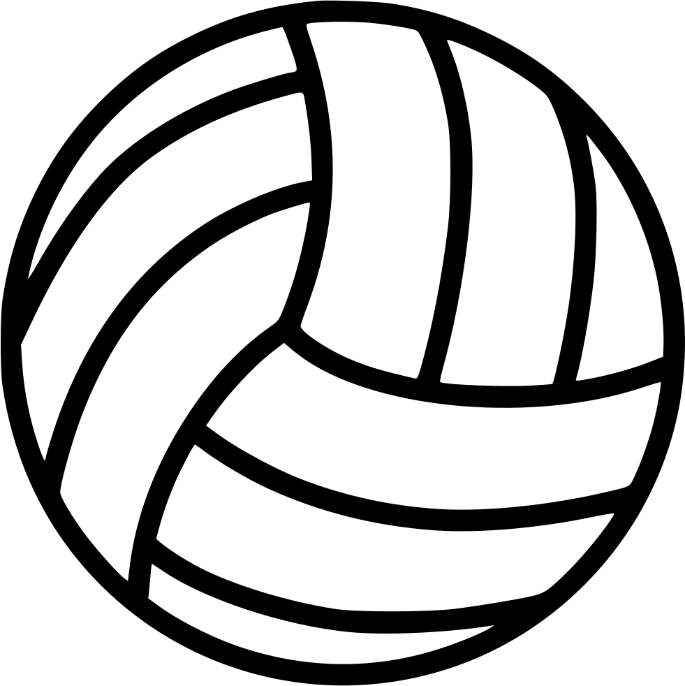 Volleyball Svg Png Icon Free Download 531823 Onlinewebfonts Com