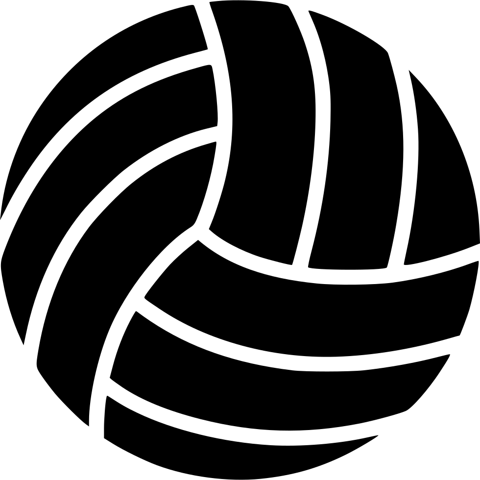Volleyball Svg Png Icon Free Download 531824 Onlinewebfonts Com
