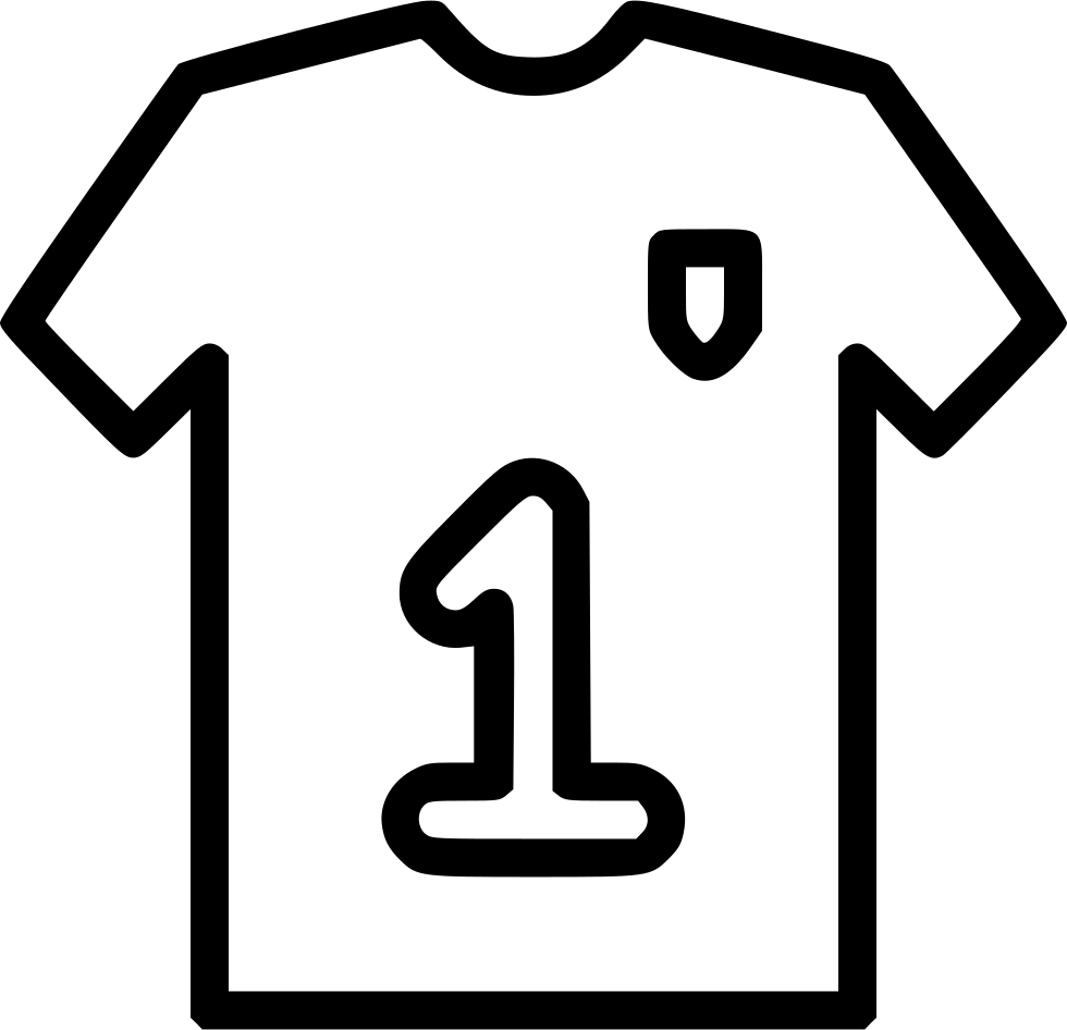 Team Jersey Wear Svg Png Icon Free Download (#531919