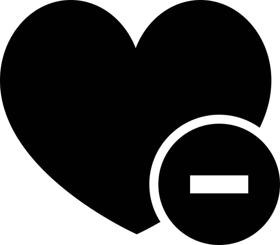 Heart like symbol remove button svg png icon free download 53227 heart like symbol remove button comments buycottarizona Choice Image