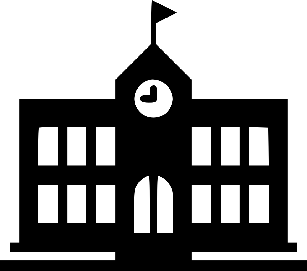 school building svg png icon free download 532449