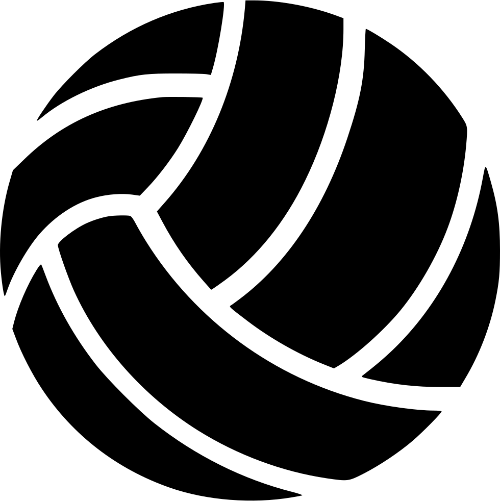 Volleyball Svg Png Icon Free Download 533282 Onlinewebfonts Com
