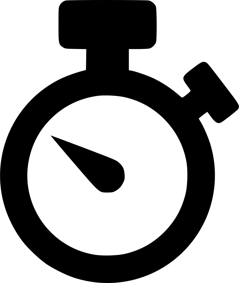 timer watch count time clock svg png icon free download 534171