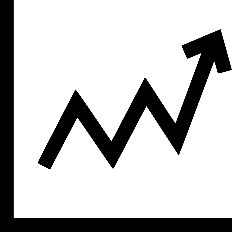 Chart Graph Up Svg Png Icon Free Download (#534285