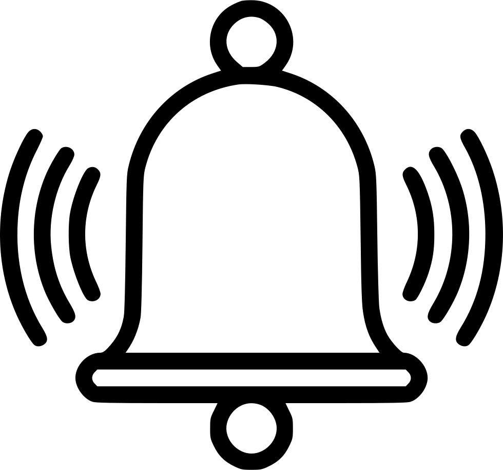 Alarm Bell Clock Ring Timer Stop Watch Clock Svg Png Icon ...