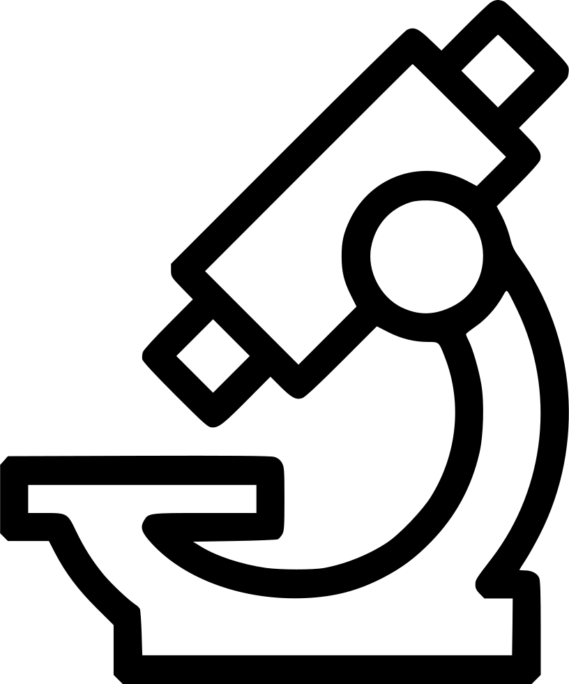 Microscope icon png