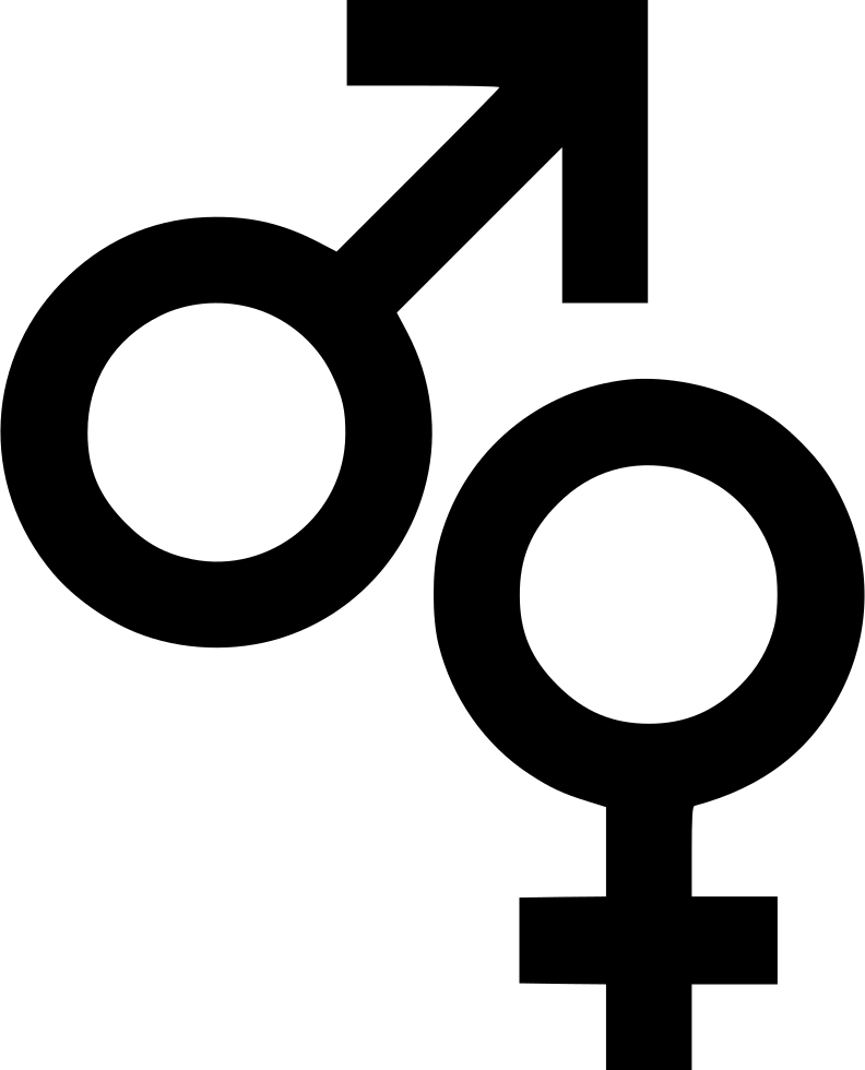 Male Female Symbols Sign Biology Svg Png Icon Free Download 535140