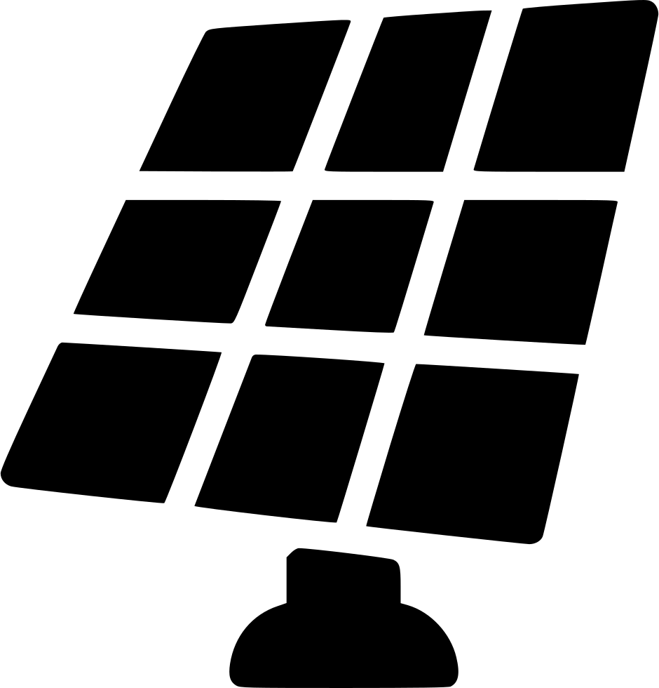 solar panel svg png icon free download 535840. Black Bedroom Furniture Sets. Home Design Ideas