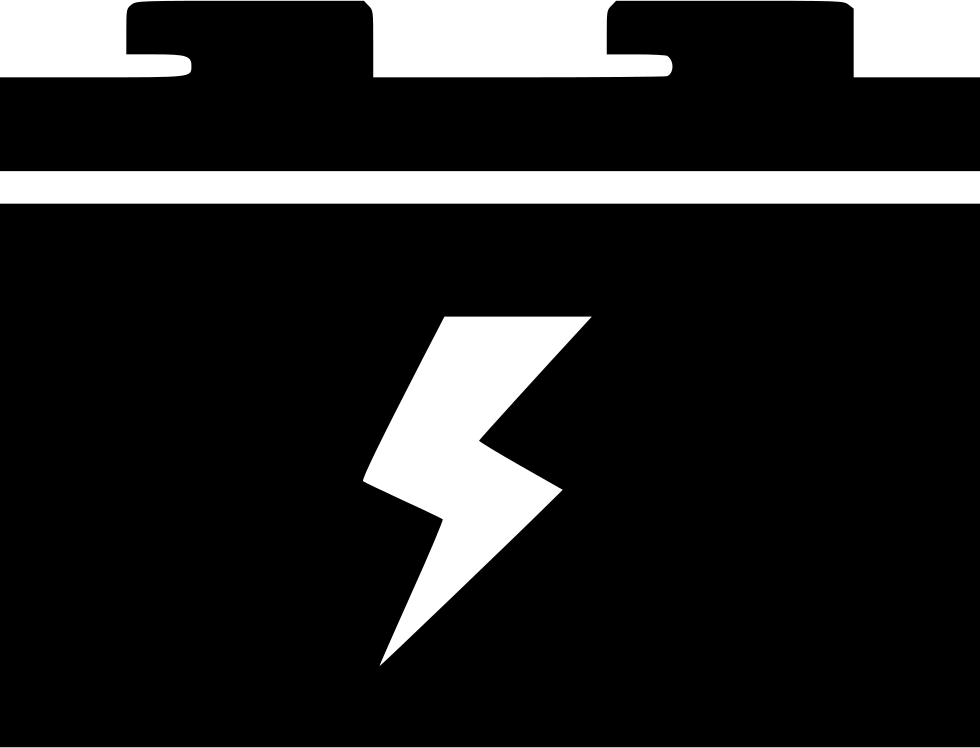 Car Battery Svg Png Icon Free Download 536534 Onlinewebfonts Com