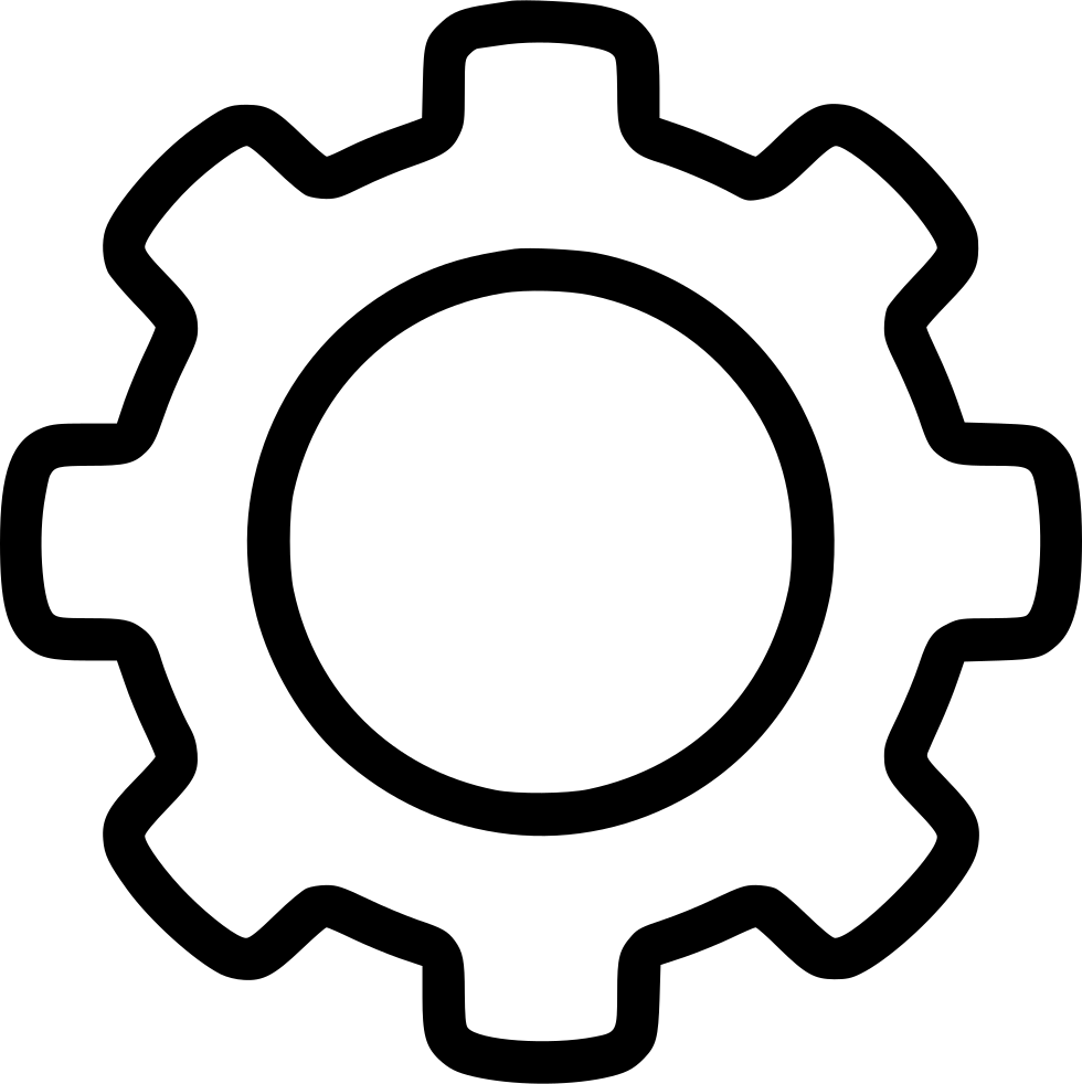 outline gear svg png icon free download   537102 snake clip art black and white snake clipart images