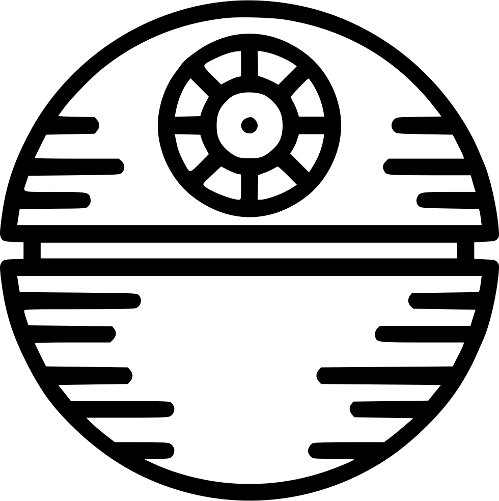 Death Star Svg Png Icon Free Download 537478