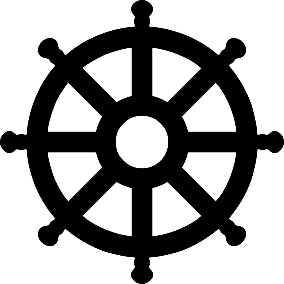 Ships Wheel Svg Png Icon Free Download 538455