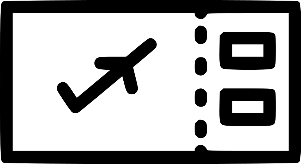 Flight Air Ticket Boarding Pass Comments