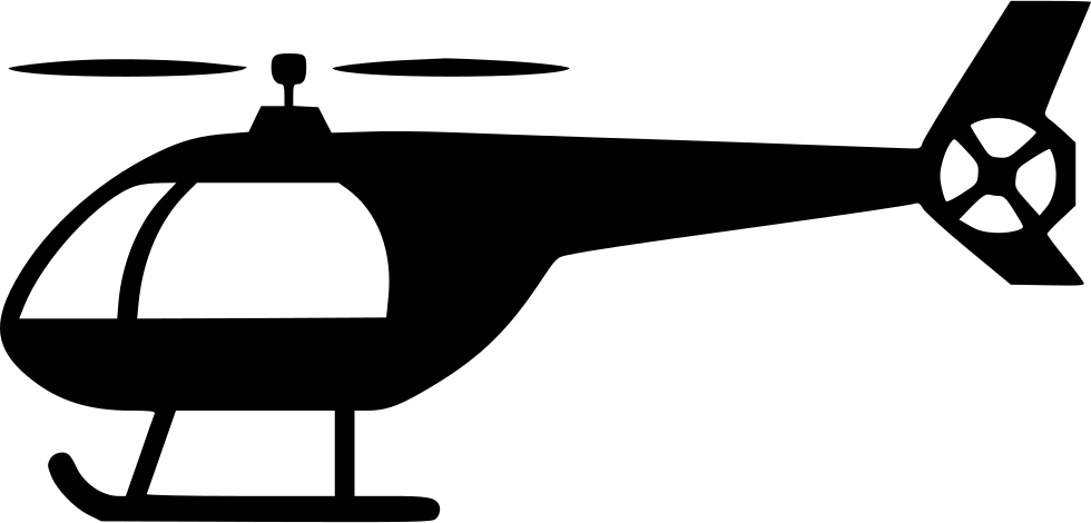 Helicopter Svg Png Icon Free Download (#538828 ...