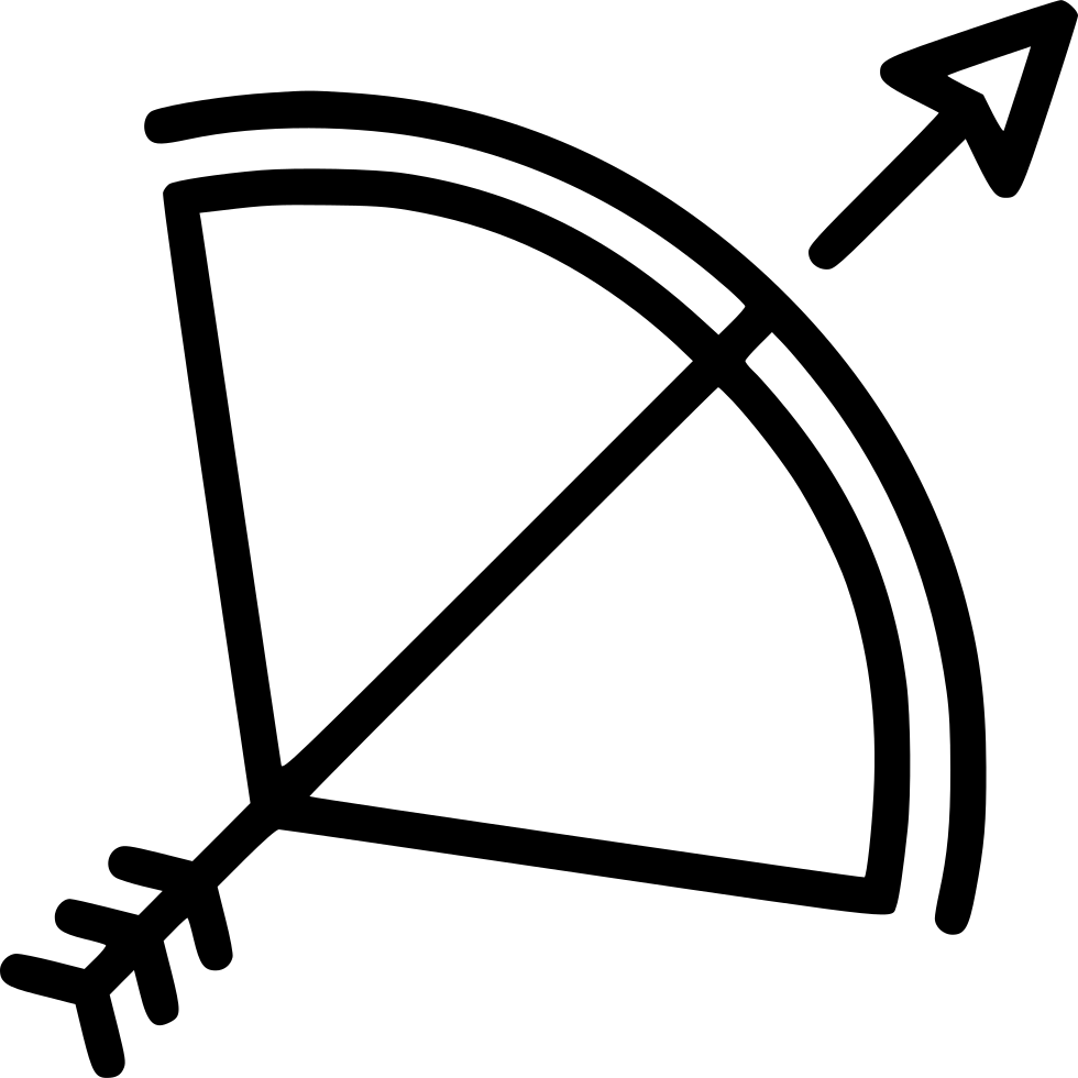 Bow Arrow Svg Png Icon Free Download (#539730