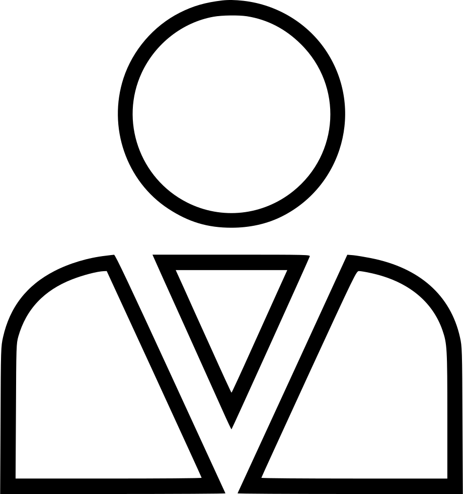 Man Profile Person User Man Businessman Svg Png Icon Free