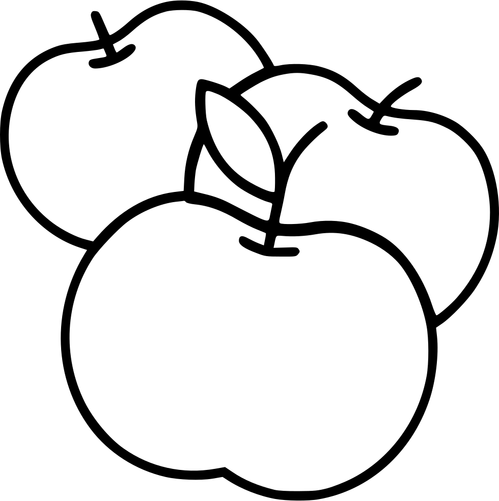 Apples Svg Png Icon Free Download (#547050 ...