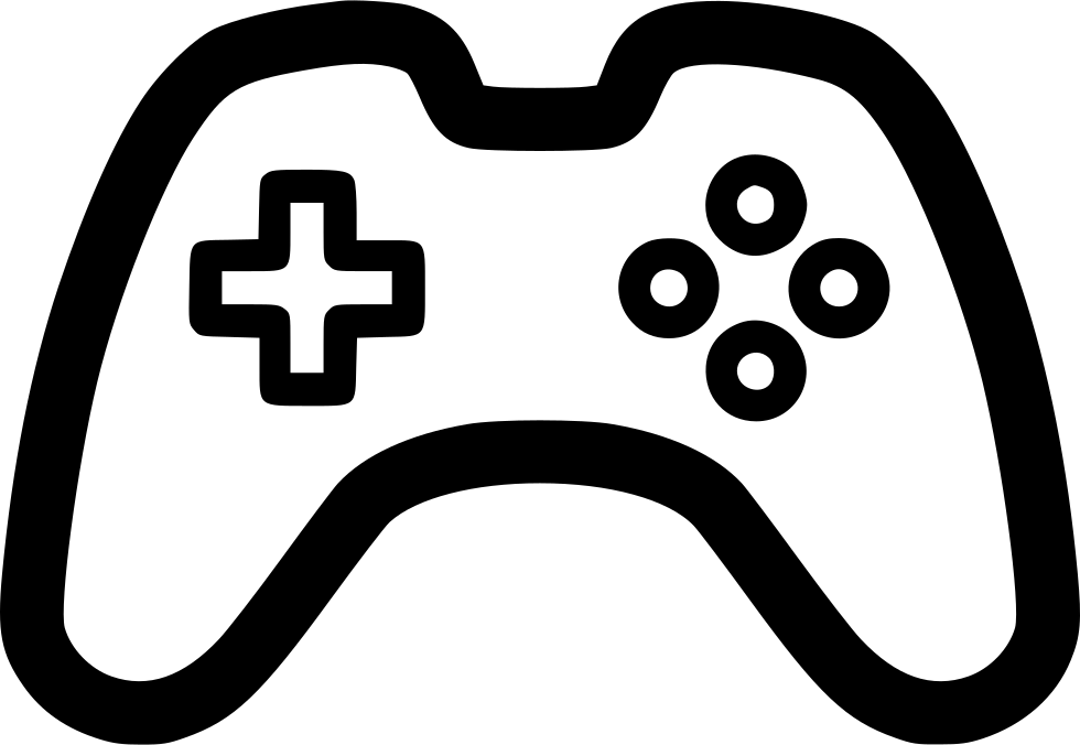 Game Controller Pad Videogame Svg Png Icon Free Download 548923