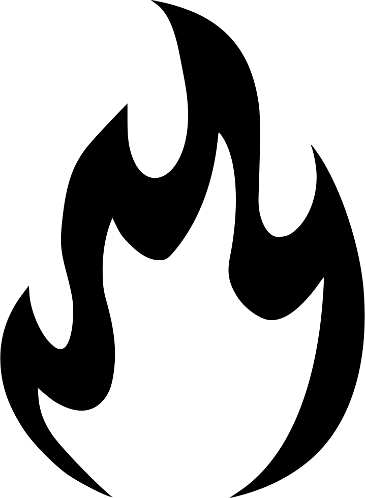 Flame Svg Png Icon Free Download (#550689) - OnlineWebFonts COM