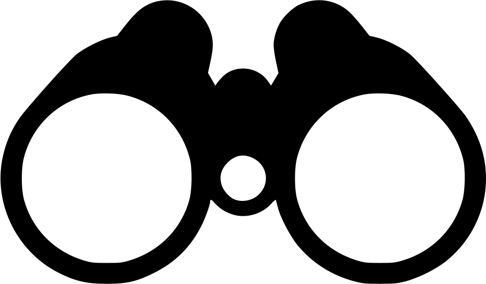 Binoculars Svg Png Icon Free Download (#554101