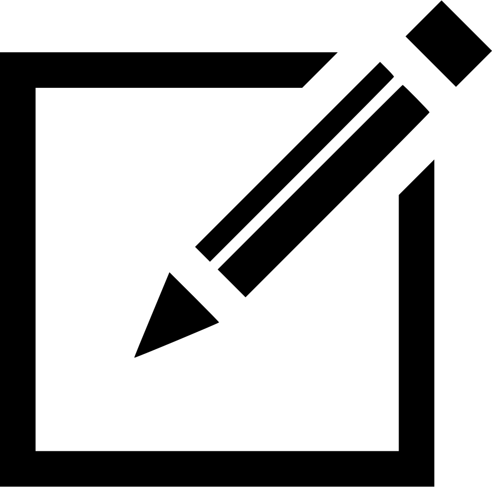 Write pencil note communication letter memo pen svg png icon free png file biocorpaavc Choice Image