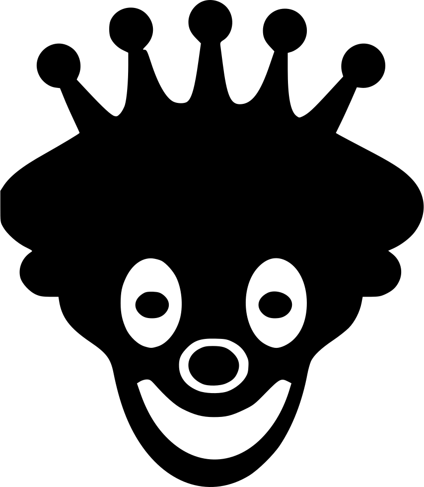 queen joke mask face halloween svg png icon free download 556382