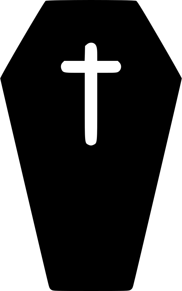 Coffin Svg Png Icon Free Download 556538
