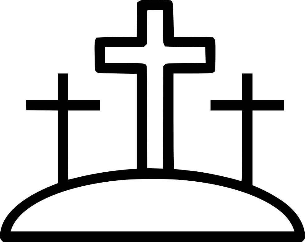 Calvary Cross Christian Jesus Svg Png Icon Free Download ...