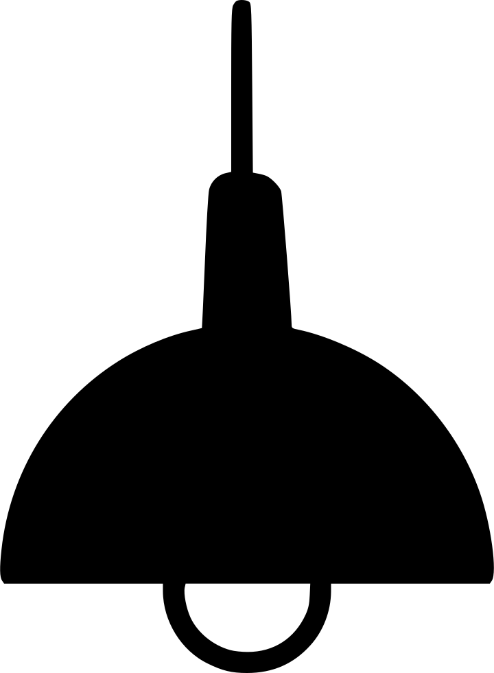Hanging Lamp Svg Png Icon Free Download (#557441 ...