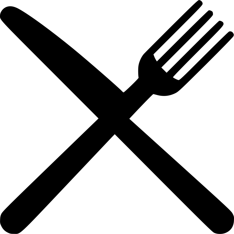 Fork Knife Svg Png Icon Free Download 558810