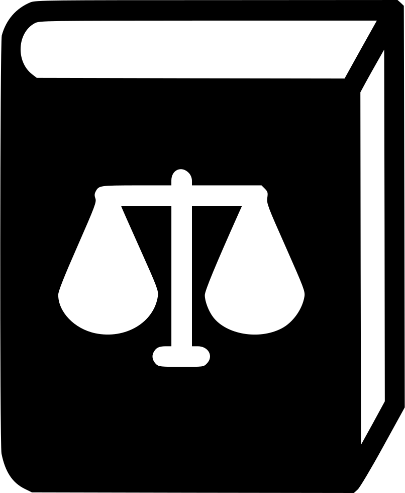 Law Book Svg Png Icon Free Download 558860