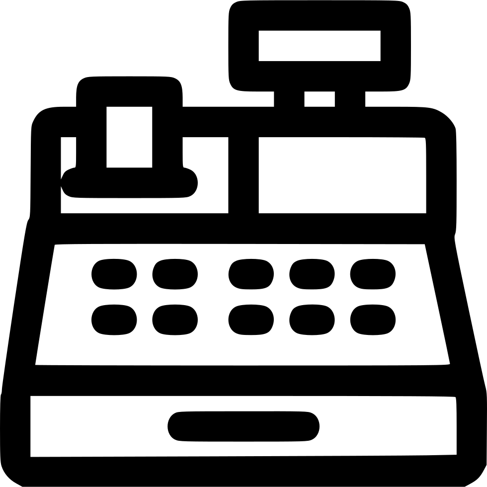 cashier svg png icon free download 560781