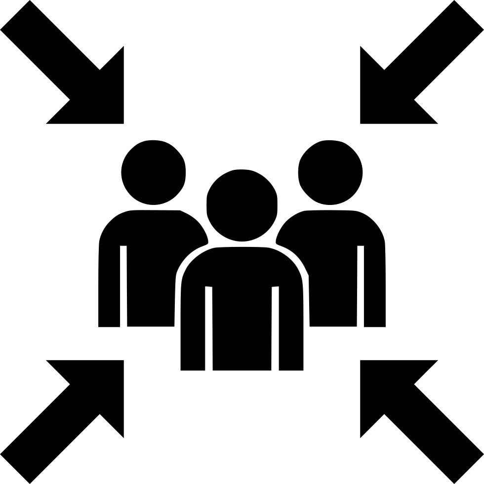 Meeting Point Reunion Group People Svg Png Icon Free Download