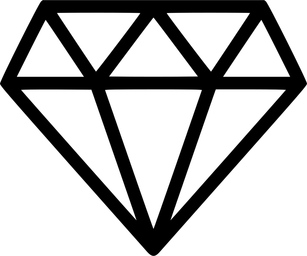 Diamond Svg Png Icon Free Download (#562791