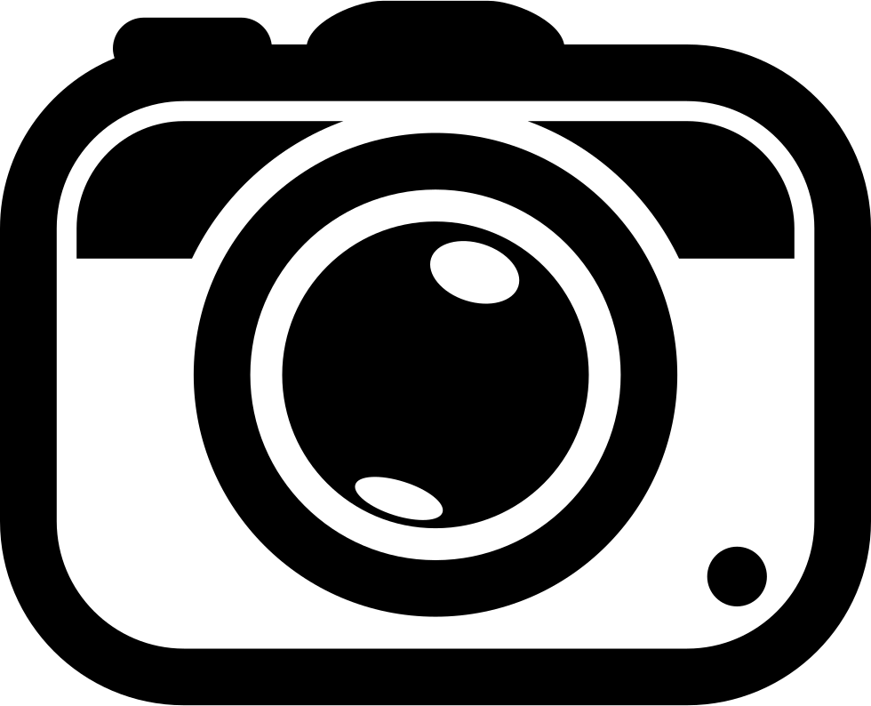 Photo Camera Tool Rounded Symbol Svg Png Icon Free ...