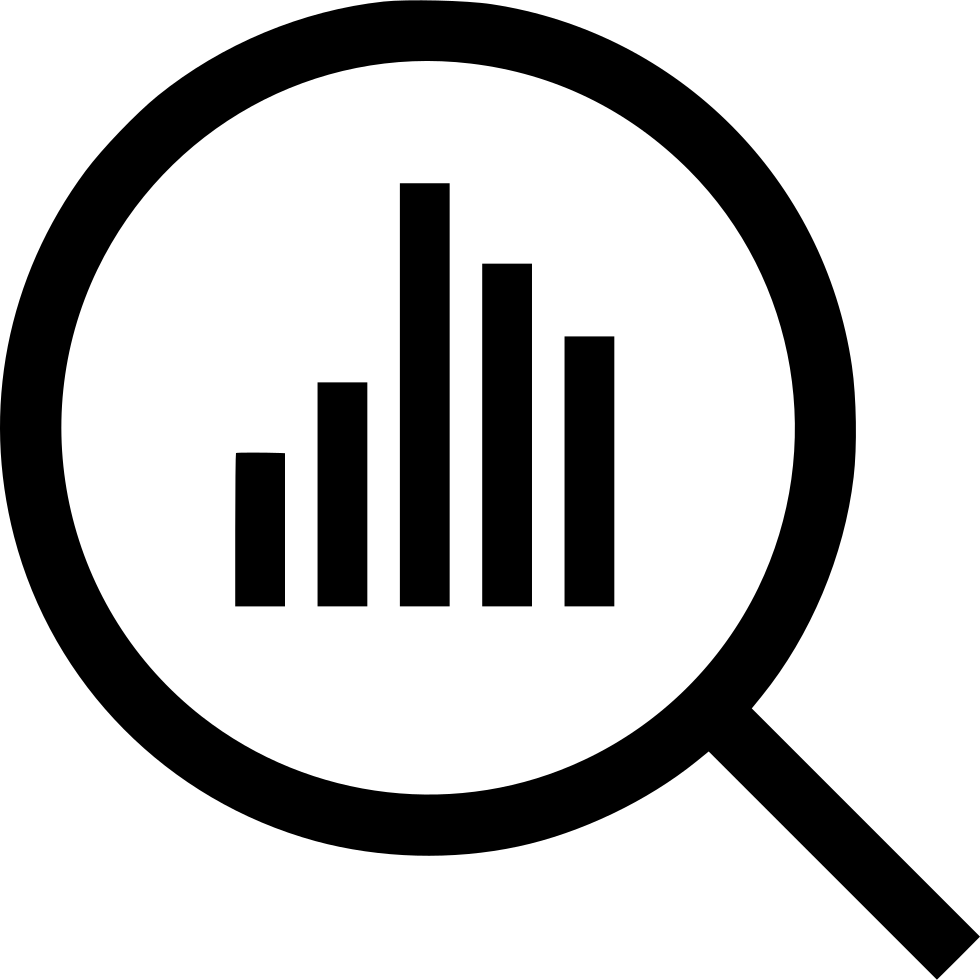 data analytics search business money svg png icon free