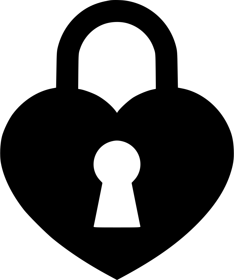 Love Heart Pad Secret Ed Svg Png Icon Free Download (#563867