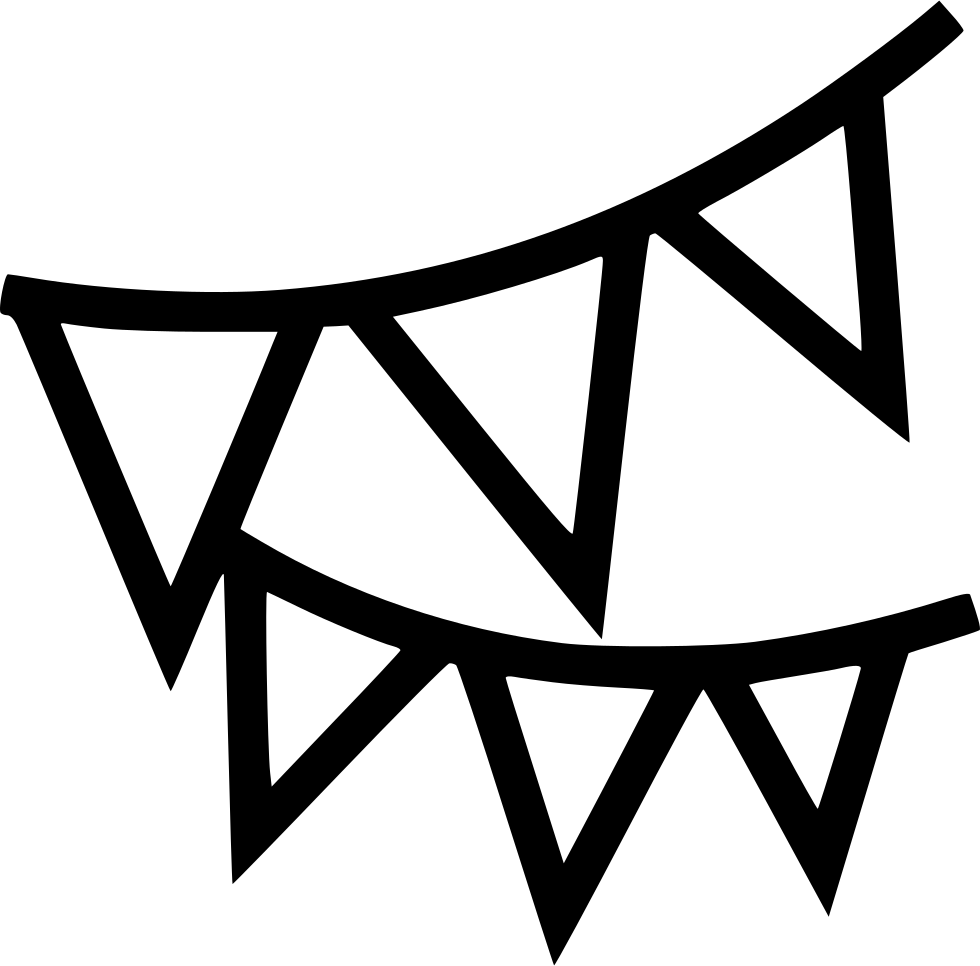 Party Decoration Svg Png Icon Free Download (563964