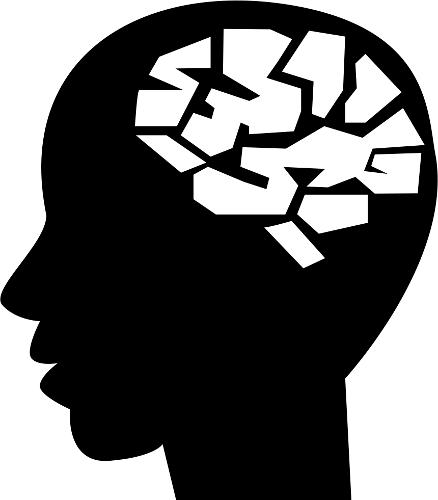 male brain svg png icon free download   56488