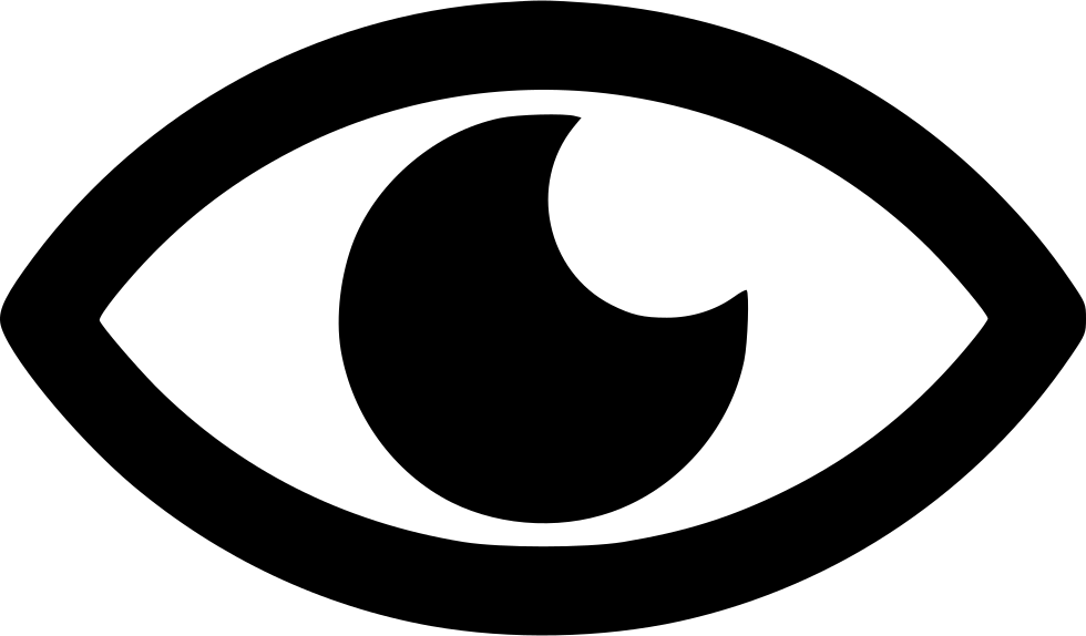 Vision Eye Symbol Mission Svg Png Icon Free Download 565478