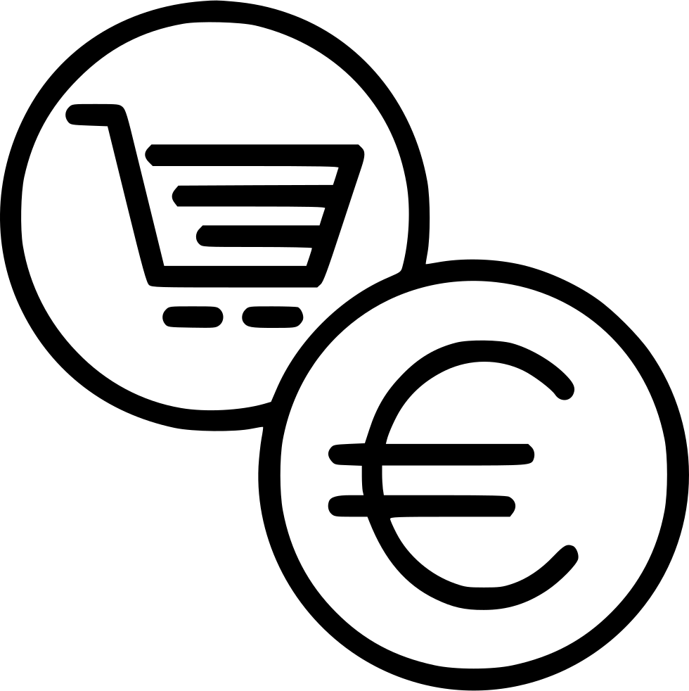 Euro Online Commerce Cart Trade Finance Svg Png Icon Free Download 568146 Onlinewebfonts Com