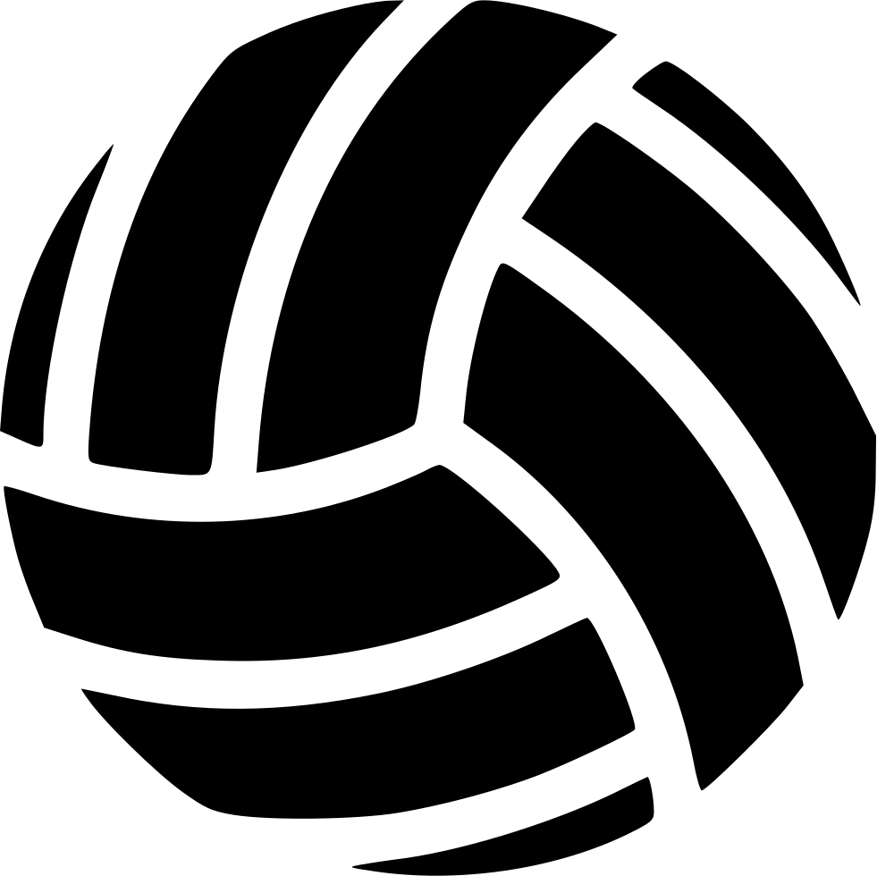 Volleyball Svg Png Icon Free Download 568660 Onlinewebfonts Com