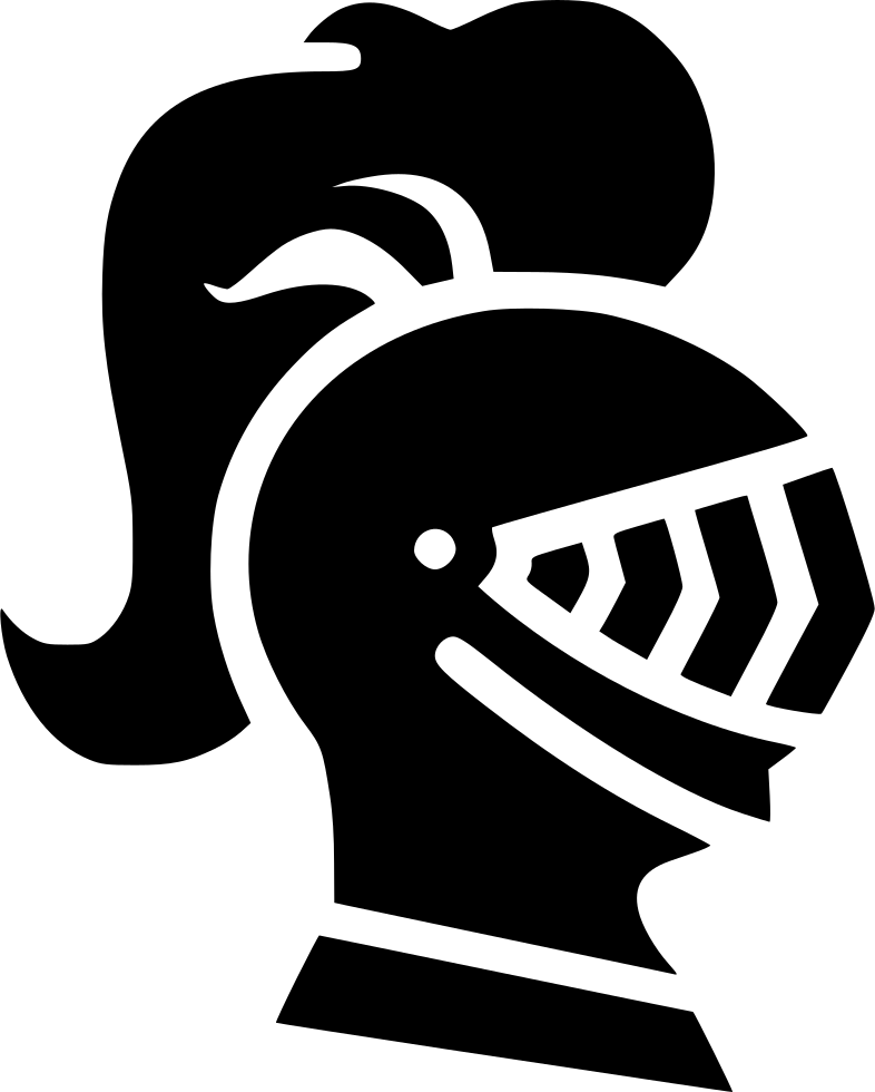 Knight Helmet Svg Png Icon Free Download (#571050 ...