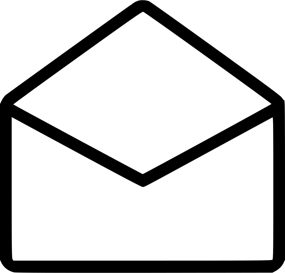 Mail Envelope Email Open Svg Png Icon Free Download ...