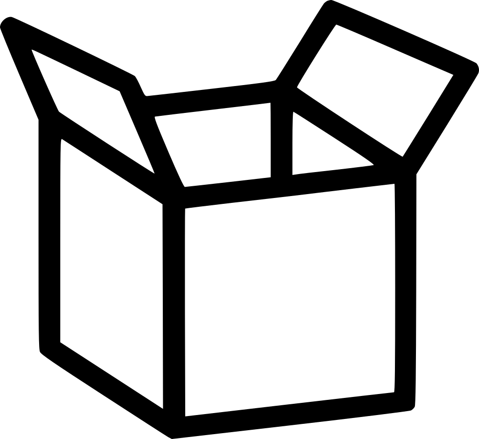 Open Box Shipping Package Delivery Svg Png Icon Free ...